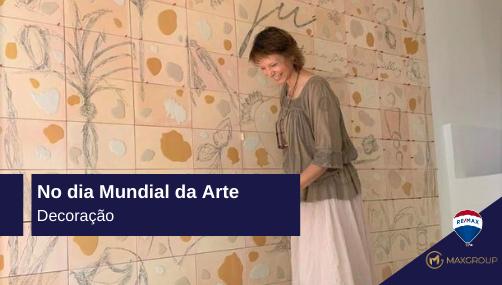 No dia Mundial da Arte