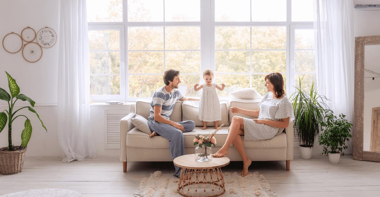 Como criar lugares agradáveis em casas pequenas