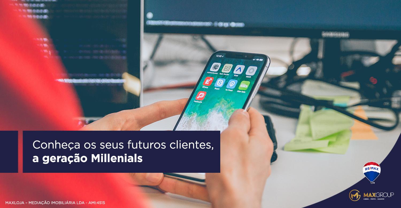 Conheça os seus futuros clientes, a geração Millenials.