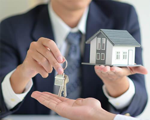 A sua casa em boas mãos